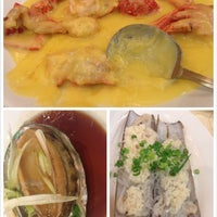 Photo taken at Chuk Yuen Seafood Restaurant 竹園海鮮飯店 by Rosee Y. on 8/12/2014