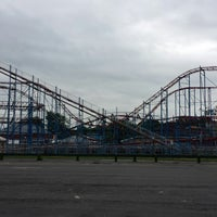 Photo taken at Sylvan Beach Amusement Park by Cindy G. on 6/11/2014