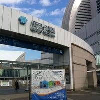 Photo taken at PACIFICO Yokohama by 渡邊 ロ. on 2/1/2013