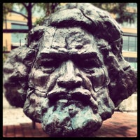 Photo taken at Frederick Douglass-Isaac Myers Maritime Park by Charlie R. on 10/9/2012