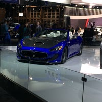 Photo taken at Chicago Auto Show by Dmytro D. on 2/20/2016