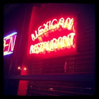 Photo taken at El Rodeo by Jake S. on 1/3/2013