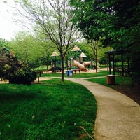 Photo taken at Upper Merion Township Park by David L. on 5/11/2014