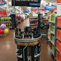 Photo taken at Walmart Supercenter by Monica S. on 3/2/2013