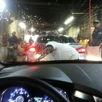 Photo taken at Nationwide Hand Car Wash by Peter R. on 6/8/2013