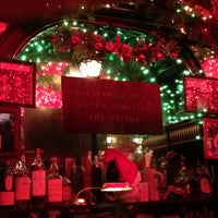 Photo taken at Pete's Tavern by Thomas G. on 12/17/2012