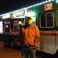 Photo taken at El Gallito De Jalisco Mobile by James M. on 11/24/2013