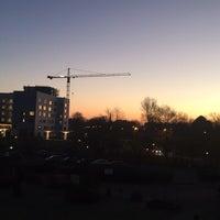 Photo taken at Universiteit Antwerpen - Campus Groenenborger by Thomas W. on 12/5/2016