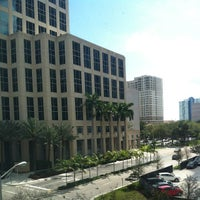 Photo taken at Broward College Downtown Campus by Tye H. on 2/5/2013