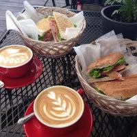 Photo taken at Hacienda San Pedro Coffee Shop by Jackeline D. on 12/6/2014