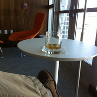 Photo taken at The Centurion Lounge by American Express by Eric C. on 4/22/2013
