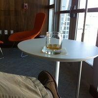 Photo taken at The Centurion Lounge Las Vegas by Eric C. on 4/22/2013
