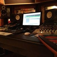 Photo taken at Ultrasuede Studio by Bill G. on 4/4/2013