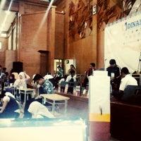 Photo taken at Balai Pertemuan Umum (BPU) by Ahmad Banyu R. on 2/9/2015