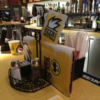 Photo taken at Buffalo Wild Wings by Andy S. on 12/22/2012