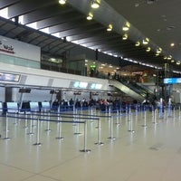 Photo taken at T1 International by Fit F. on 6/12/2013