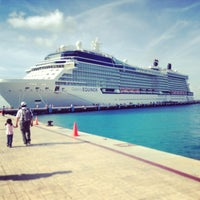 Photo taken at Celebrity Cruises - Equinox by Joseoscarrodinne A. on 1/11/2013