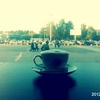 Photo taken at Чашка кофе by Alex D. on 8/21/2012