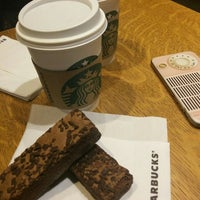 Photo taken at Starbucks by Leman . on 3/10/2016