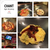 Photo taken at Chant by Hoshino Y. on 4/16/2015