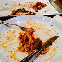 Photo taken at Prato Pizzeria Cafe by Amir N. on 4/25/2014