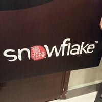 Photo taken at Snowflake (雪花棧) by Kelly L. on 4/5/2013