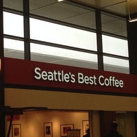 Photo taken at Seattle's Best Coffee - SeaTac Airport Main Terminal by Fauzer A. on 3/16/2014