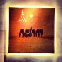 Photo taken at nahm by Samantha E. on 4/8/2013