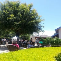 Photo taken at Claiborne & Churchill Vintners by Jay L. on 6/21/2014