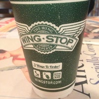 Photo taken at Wingstop by Ramiro R. on 4/9/2013