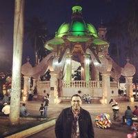 Photo taken at Plaza De Armas by Daniel R. on 12/31/2014