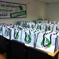 Photo taken at Koopplein.nl by Koopplein N. on 8/19/2013
