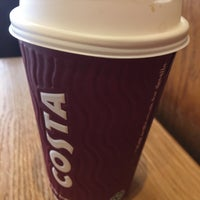 Photo taken at Costa Coffee by Russell S. on 8/8/2016