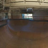Photo taken at Cream City Skatepark by Clay K. on 7/29/2015