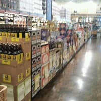 Photo taken at Total Wine & More by Cheri on 12/21/2012