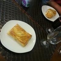 Photo taken at D'Café Cafeteria by Priscila S. on 1/11/2013