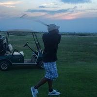 Photo taken at Marine Park Golf Course by Errol B. on 8/21/2014