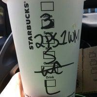 Photo taken at Starbucks by Lexi P. on 10/10/2012