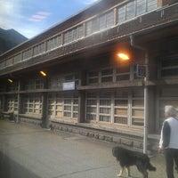 Photo taken at Gare SNCF de Modane by Vicye P. on 10/18/2012