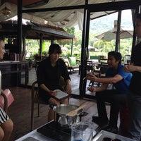 Photo taken at Kireethara Boutique Resort by Issara C. on 6/6/2014
