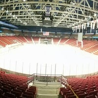 Photo taken at Herb Brooks Arena by Jack G. on 4/6/2016