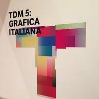Photo taken at La Triennale di Milano by Andrea C. on 1/4/2013