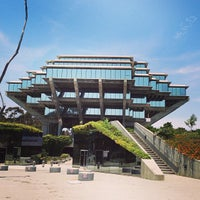 Photo taken at Geisel Library by John B. on 7/4/2013