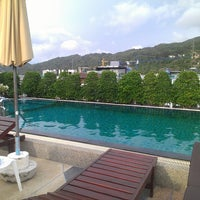 Photo taken at RCB Patong Hotel by Даша С. on 7/16/2014