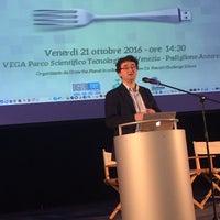 Photo taken at VEGA - Parco Scientifico Tecnologico di Venezia by Carlo V. on 10/21/2016