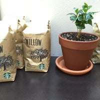 Photo taken at Starbucks by Liz E. on 4/10/2016