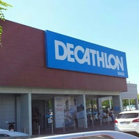 Photo taken at Decathlon by Diogo B. on 7/2/2016