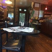 Photo taken at Café Zog by Ryan M. on 10/21/2014