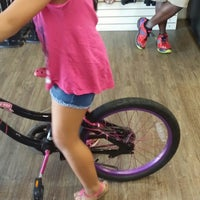 Photo taken at Richardson Bike Mart by Jeffrey T. on 7/11/2014