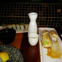 Photo taken at Kaizen Fusion Roll & Sushi by Adriana P. on 12/6/2014